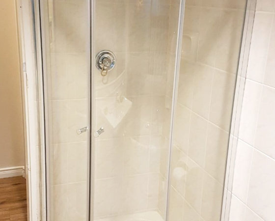 Shower Doors – Houtbay, Cape Town – Andreas